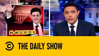 Prospective Harvard Student Flagged For Racist Texts   The Daily Show with Trevor Noah
