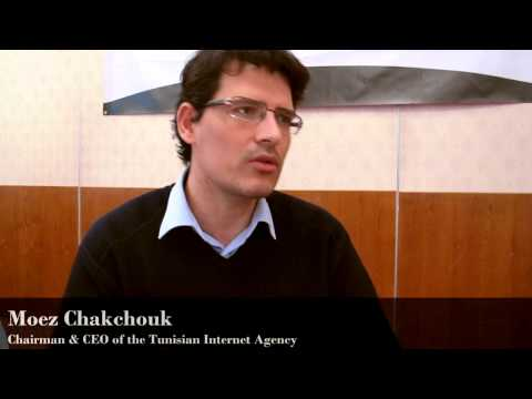 Moez Chakchouk on Internet Censorship , (HIVOS March 2013)