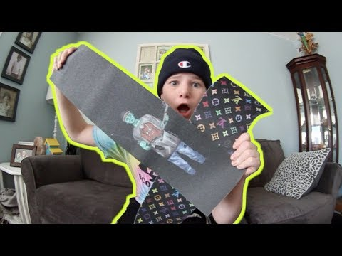 HOW TO DESIGN YOUR OWN CUSTOM GRIP TAPE!