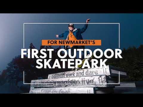 Highlights of the Outdoor Skatepark