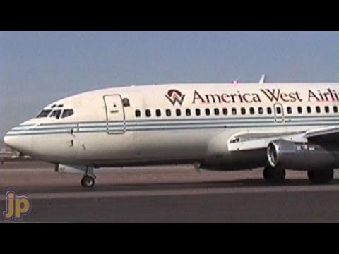 737-200s At Phoenix (1997)