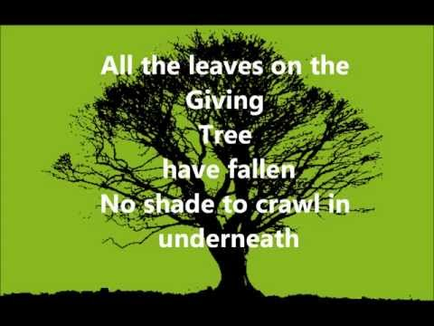 Plain White T's - The Giving Tree with Lyrics