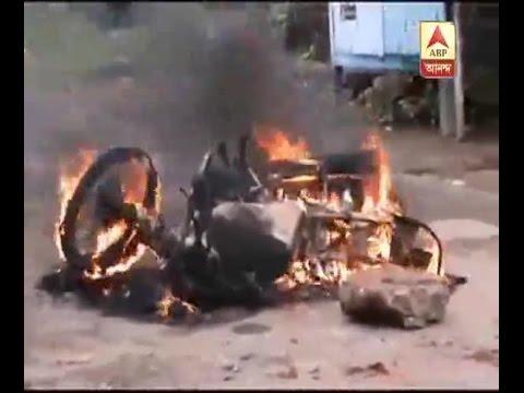 Clash in Bankura