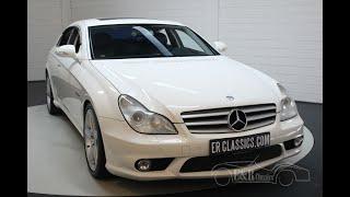 Mercedes Benz CLS 55 AMG 2005 -VIDEO- www.ERclassics.com