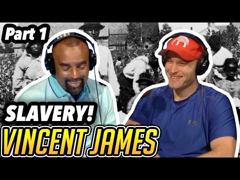 Thankful for Slavery: Black Woman vs. The Red Elephants' Vincent James
