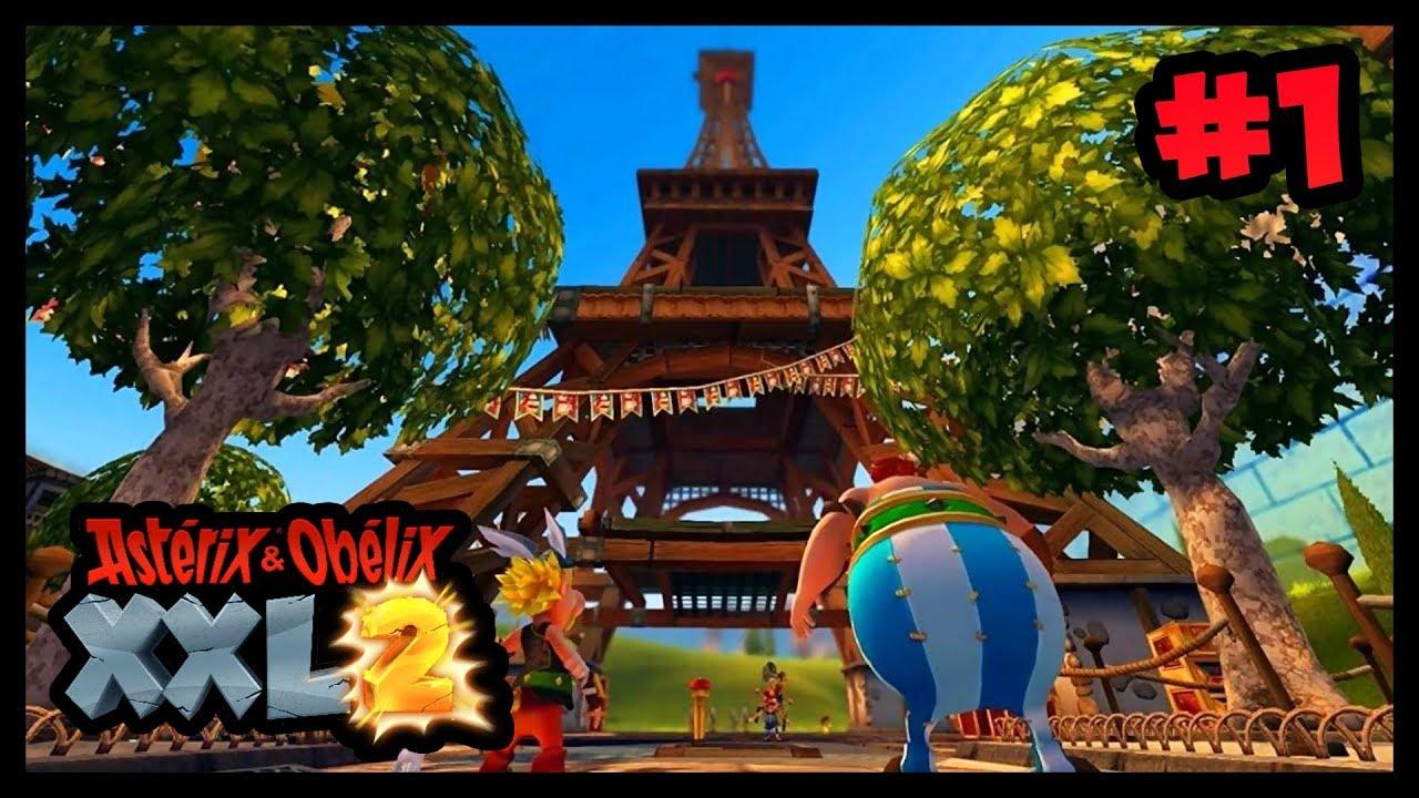 Las Vegum Asterix Obelix Xxl2 1 Fr Youtube