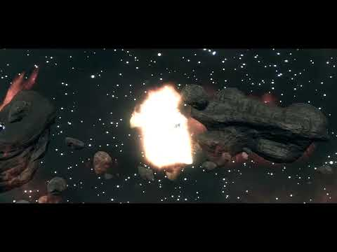 Battlestar Galactica Deadlock: Anabasis Part 3 with 2nd War Era Ships |
