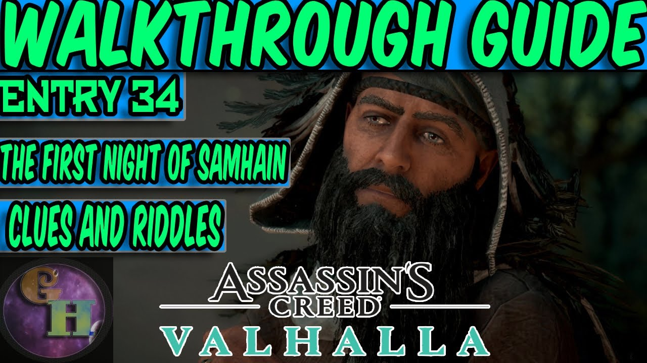 Assassin S Creed Valhalla Walkthrough Guide Clues And Riddles Youtube