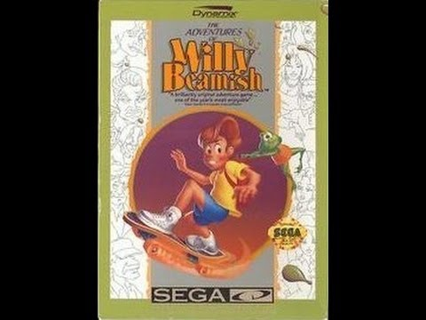[VGM] The Adventures of Willy Beamish (SEGA CD) - 01 Intro Theme