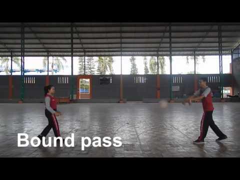 Video Teknik Dan Cara Bermain Bola Basket