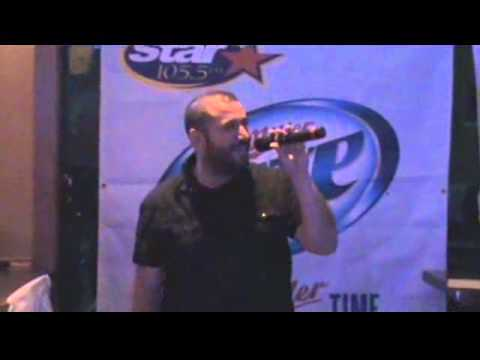 Star105.5 Karaoke Idol - 5/3/12 - Rookie's in Elgin