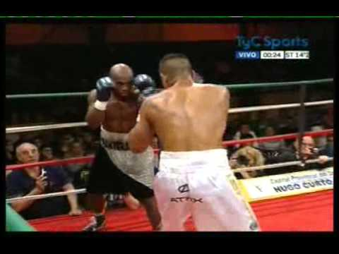 Javier MACIEL vs Anderson CLAYTON - WBO - Full Fight - Pelea