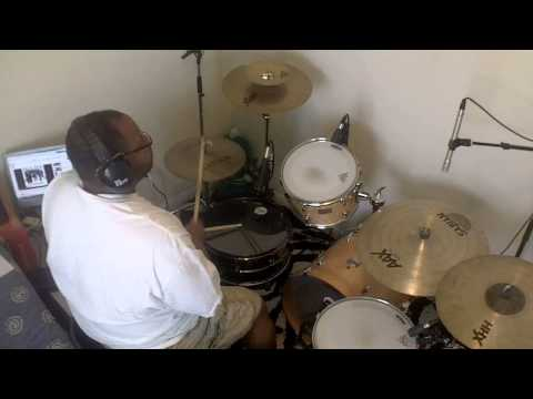 Fred Hammond Presents United Tenors - Here In Our Praise (Drum Cover)