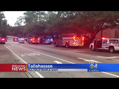 Four People Shot In Tallahassee