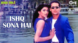 Download lagu Ishq Sona Hai | Salman Khan | Sushmita Sen | Shankar Mahadevan | Hema Sardesai | Biwi No.1 |90s Song