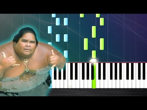 Somewhere over the Rainbow  Israel IZ Kamakawiwoʻole  Piano Tutorial  PlutaX