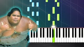 Somewhere Over The Rainbow Israel IZ Kamakawiwoole - Piano Tutorial by PlutaX.mp3