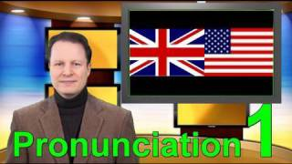 Peppy English Pronunciation Lesson 1a-Learn English with Steve Ford