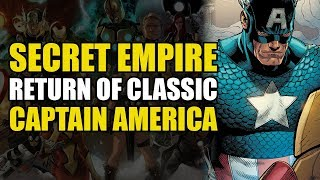 The Return Of Classic Captain America! (Marvel