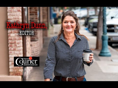Kathryn Dunn: A perfect fit for the Claremont COURIER