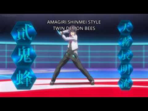 top 10 amagiri's skills gakusen toshi asterisk ss2