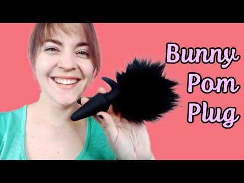 Toy Review - Blush Temptasia Fur Pom Plug, Courtesy Of Peepshow Toys!