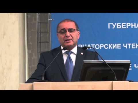 Гарегин Тосунян Президент ассоциации Российских банков