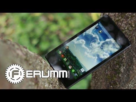 Asus Google Nexus 7 2013 обзор. Подробный видеообзор от FERUMM.COM -TECHPOINT-