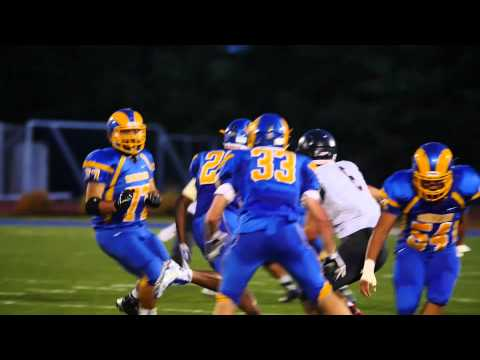 Ram Pride Media Robinson Football VS Woodson Highschool 2015