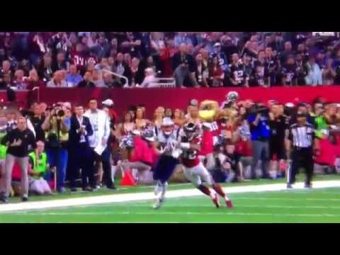 Chris Hogan Catch in Overtime