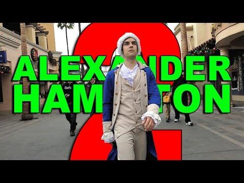 ALEXANDER HAMILTON 2 (YIAY #300) thumbnail