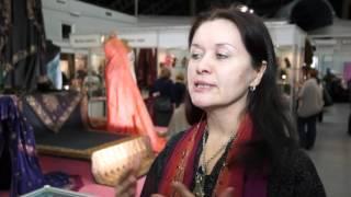 Антикварные сари. Несшитая одежда или Ткань длиною в вечность