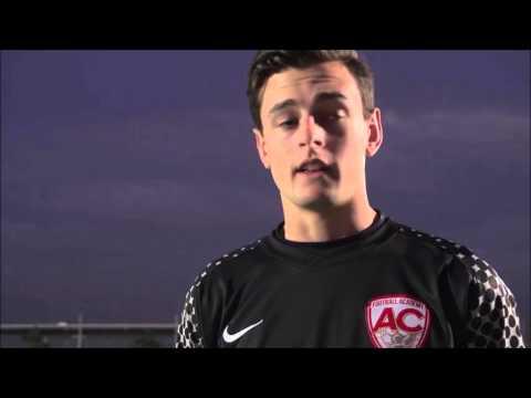 AC SOCCER ACADEMY Goalkeeper  interview