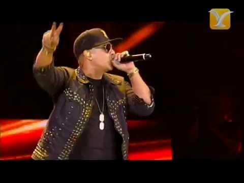 Daddy Yankee, Pose, Festival De Viña 2013