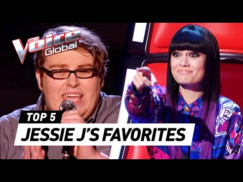 JESSIE J'S Favorite Blind Auditions EVER In The Voice