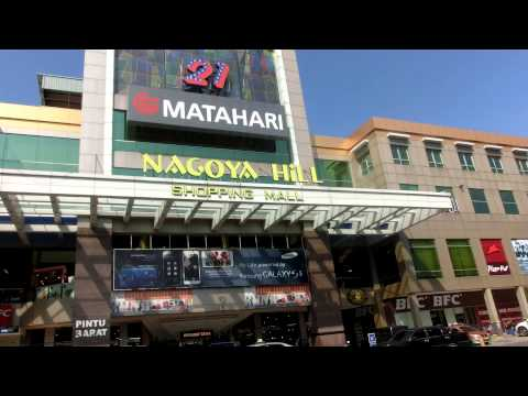 Nagoya Hill Batam part 2