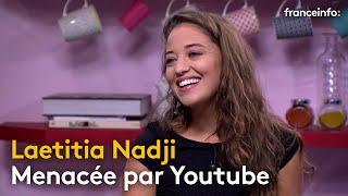 Sa vidéo a fait plus d'1 million de vues en moins de 48h sur les réseaux ! Mais la Youtubeuse Laetitia Nadji a bien cru que sa carrière allait s'arrêter là… Choisie par le site de vidéo en ligne pour