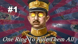 HOI4 - Road to 56 - Japan and the Ring of Fire - Part 1
