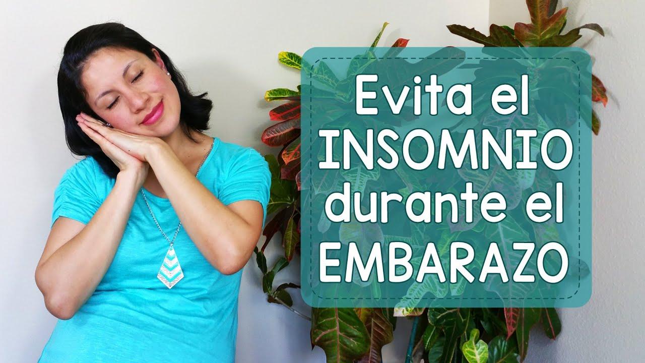 insomnio durante embarazo primer trimestre