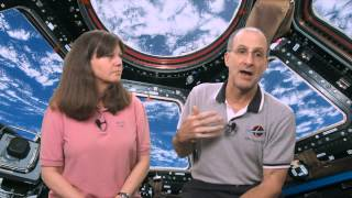 ISS Mailbag - Episode 4 - Part 3 - Electrifying Experiments