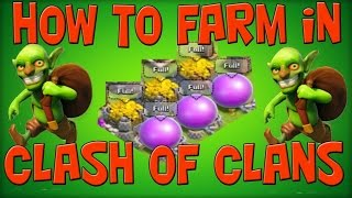 clash of clans auto bot