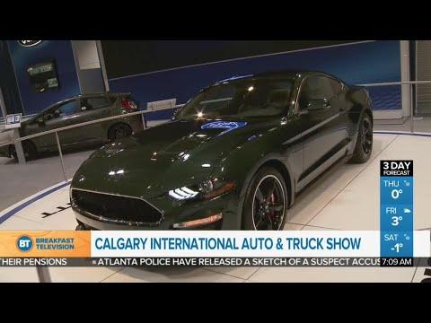 Calgary International Auto & Truck Show