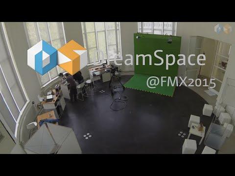 Dreamspace@FMX2015
