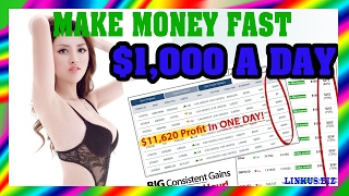 How To Make Money Online Fast - Make Money From Home 2017 Case 12