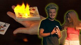 CELE MAI NEBUNE TRUCURI DE MAGIE LIVE (Magicianul Johannes)