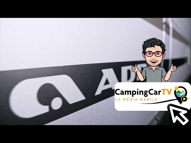 JT en camping-car N°101 - La saga Socanor Adria, partie 2