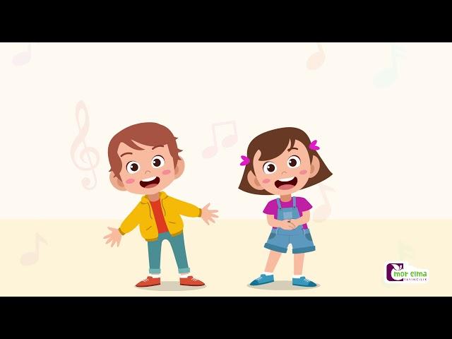 Daha Dün Annemizin - Okulumun Resmi - Şarkı -  Okul Öncesi Eğitim