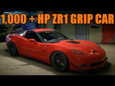 Need For Speed 2015 | 1000+ HP GRIP KING! Corvette ZR1!?
