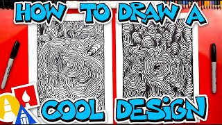 How To Make A Crazy Cool Abstract Design