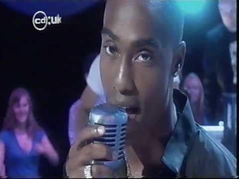 Simon Webbe - Lay Your Hands-  CD:UK 2005